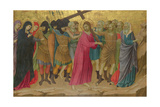 The Way to Calvary (From the Basilica of Santa Croce, Florenc), C. 1324-1325 Giclee Print by Ugolino Di Nerio