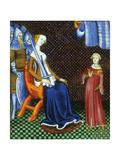 Semiramis, Early 15th C Giclee Print