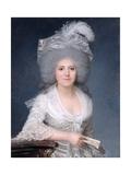 Jeanne Louise Henriette Campan Giclee Print by Joseph Boze
