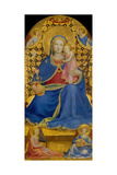 The Virgin of Humility Giclee Print by  Fra Angelico