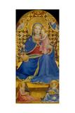 The Virgin of Humility Giclée-vedos tekijänä  Fra Angelico