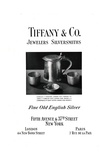 Tiffany and Co. Advertisement, 1937 Giclee Print