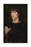 Portrait of Philip I De Croÿ (1435151), Ca 1460 Reproduction procédé giclée par Rogier van der Weyden