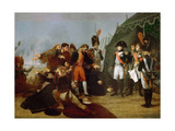 The Capitulation of Madrid, 4 December 1808 Giclee Print by Antoine-Jean Gros