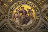 Lady Justice Reproduction procédé giclée par  Raphael