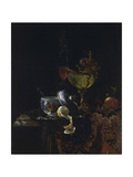 Still Life with Nautilus Cup Giclee Print by Willem Kalf