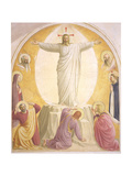 The Transfiguration of Jesus Giclee Print by  Fra Angelico