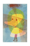Small Garden Ghost Giclee Print by Paul Klee