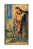 The Toilet Giclee Print by Gustave Moreau