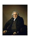 Portrait of Monsieur Bertin Giclee Print by Jean-Auguste-Dominique Ingres