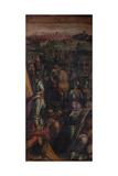 Capture of Casole, 1563-1565 Giclée-Druck von Giorgio Vasari