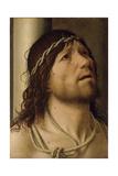 Christ at the Column Giclée-tryk af Antonello da Messina