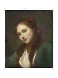 La Polonaise (A Polish Beaut) Giclee Print by Jean-Baptiste Greuze