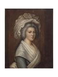 Madame Élisabeth at the Temple Prison Giclee Print by Alexandre Kucharski