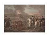 The Battle of Borodino on August 26, 1812, 1825 Giclée-Druck von Antoine Charles Horace Vernet