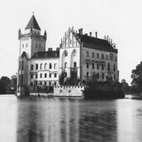 Anif Castle, Salzburg, Austria, C1900s Reproduction photographique par  Wurthle & Sons