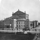 Prinzregenten Theatre, Munich, Germany, C1900 Reproduction photographique par  Wurthle & Sons