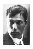 Portrait of the Poet and Writer Boris Pasternak (1890-196), 1920s-1930s Lámina giclée