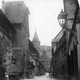 The Tiergartnertor, Nuremberg, Germany, C1900s Reproduction photographique par  Wurthle & Sons