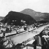 Salzburg, Austria, C1900 Reproduction photographique par  Wurthle & Sons