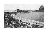 Avenida Beira-Mar, Botafogo, Rio De Janeiro, Early 20th Century Giclee Print