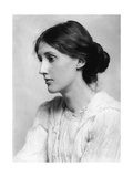Virginia Woolf, British Author, 1902 Reproduction procédé giclée par George Charles Beresford