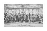 Field Lane Ragged School, Smithfield, City of London, 1850 Lámina giclée por George Cruikshank
