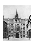 Gateway of the Guildhall, London, 1926-1927 Giclee Print by  McLeish