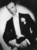 Fred Astaire, American Dancer, Actor and Film Star, C1938 Reproduction photographique par Laszlo Willinger