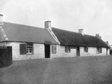 Burns Cottage, Scotland, 1893 Photographic Print by John L Stoddard