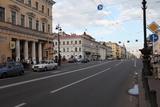 Nevsky Prospect, St Petersburg, Russia, 2011 Photographic Print by Sheldon Marshall