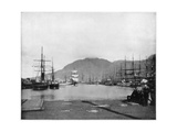 Cape Town, South Africa, Late 19th Century Giclee Print by John L Stoddard