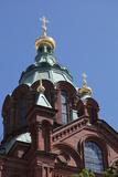 Uspenski Cathedral, Helsinki, Finland, 2011 Photographic Print by Sheldon Marshall