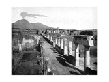 The Forum, Pompeii, Italy, 1893 Giclee Print by John L Stoddard