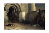 The Interdict, 1875 Giclee Print by Jean-Paul Laurens