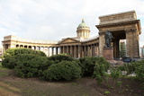 Kazan Cathedral, St Petersburg, Russia, 2011 Photographic Print by Sheldon Marshall