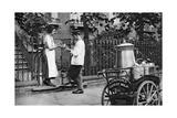 Milkman, North London, 1926-1927 Giclee Print by  McLeish
