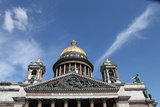 St Isaac's Cathedral, St Petersburg, Russia, 2011 Photographic Print by Sheldon Marshall
