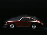 1967 Porsche 911 Fotografisk tryk