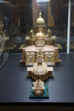 Model of St Isaac's Cathedral, St Petersburg, Russia, 2011 Photographic Print by Sheldon Marshall