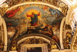 Ceiling, St Isaac's Cathedral, St Petersburg, Russia, 2011 Photographic Print by Sheldon Marshall