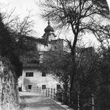 Nonnberg Abbey, Salzburg, Austria, C1900s Reproduction photographique par  Wurthle & Sons