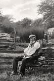 The Woodman, 1901 Impressão fotográfica por Thomas Fall