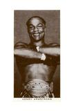 Henry Armstrong, American Boxer, 1938 Reproduction procédé giclée
