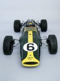 1967 Lotus 49 CR3 Fotografisk tryk