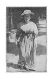 Rosa Luxemburg, C1907 Giclée-Druck