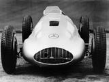 1939 Mercedes 1.5 Lite Racing Car, (C1939) Fotografisk trykk