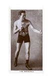 Jim Driscoll, Welsh Boxer Giclee Print