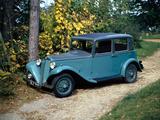 A 1934 Lancia Augusta Photographic Print