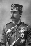 Prince Arthur (1850-194), Duke of Connaught, 1890 Reproduction photographique par W&d Downey
